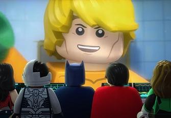 LEGO DC Comics Super-Heróis: Aquaman A Fúria de Atlântida
