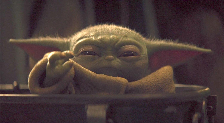 The Mandalorian Baby YodaCredit: Lucasfilm