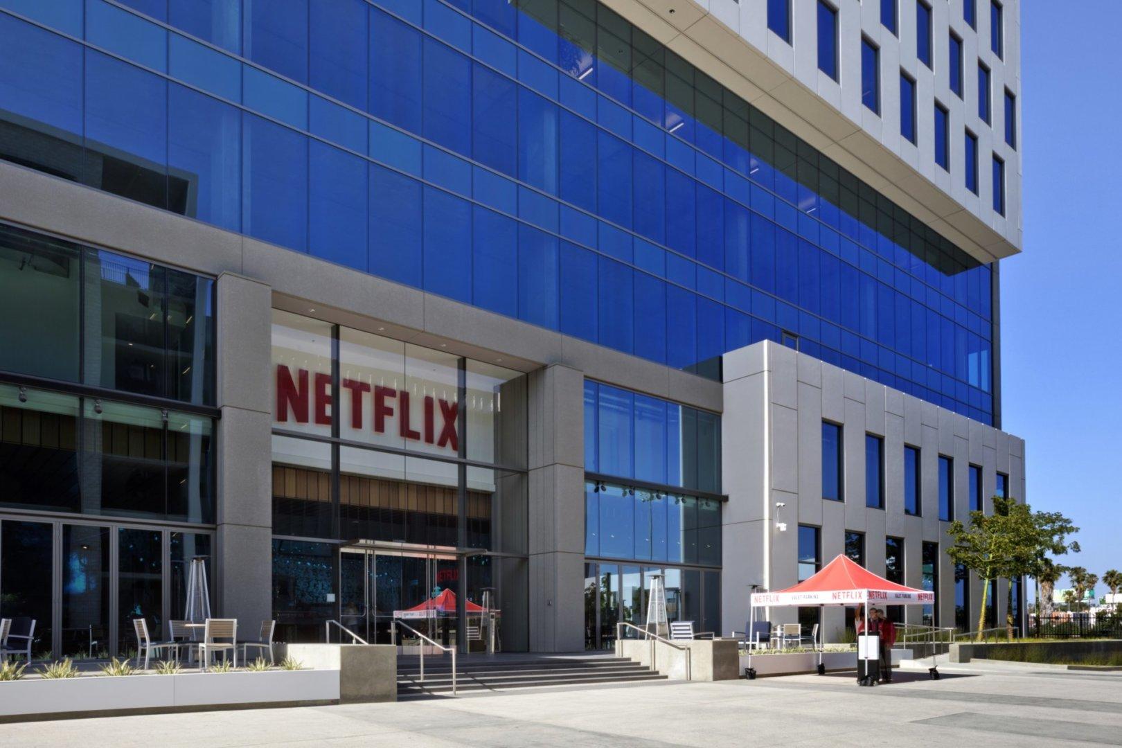 Netflix HQ Los Angeles