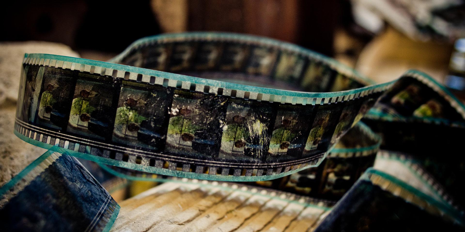 filme queimado