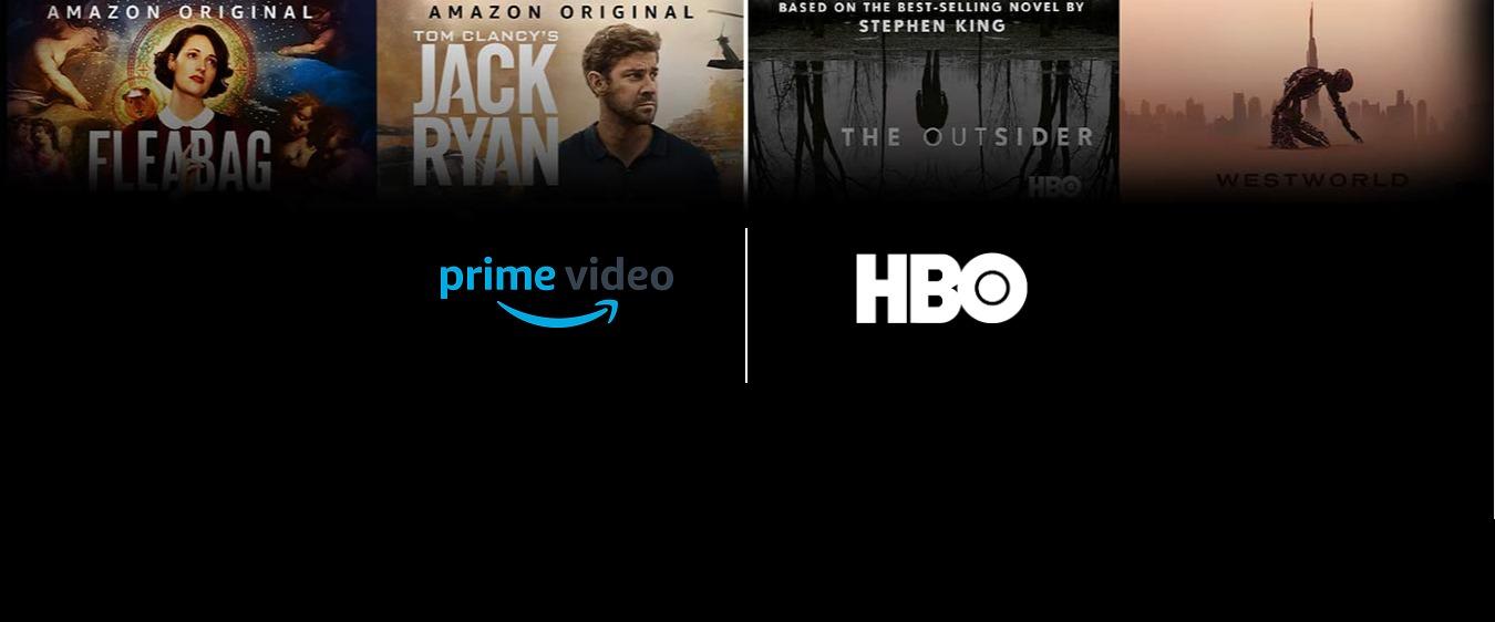 Prime Video + HBO