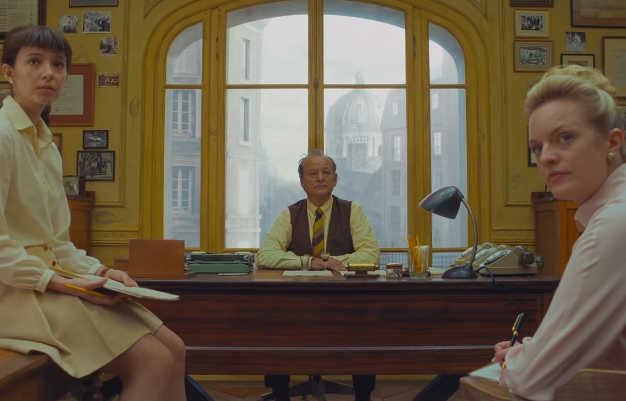 'The French Dispatch' contará com nome de Wes Anderson e de grande elenco para divulgação (Crédito: Divulgação/Disney)