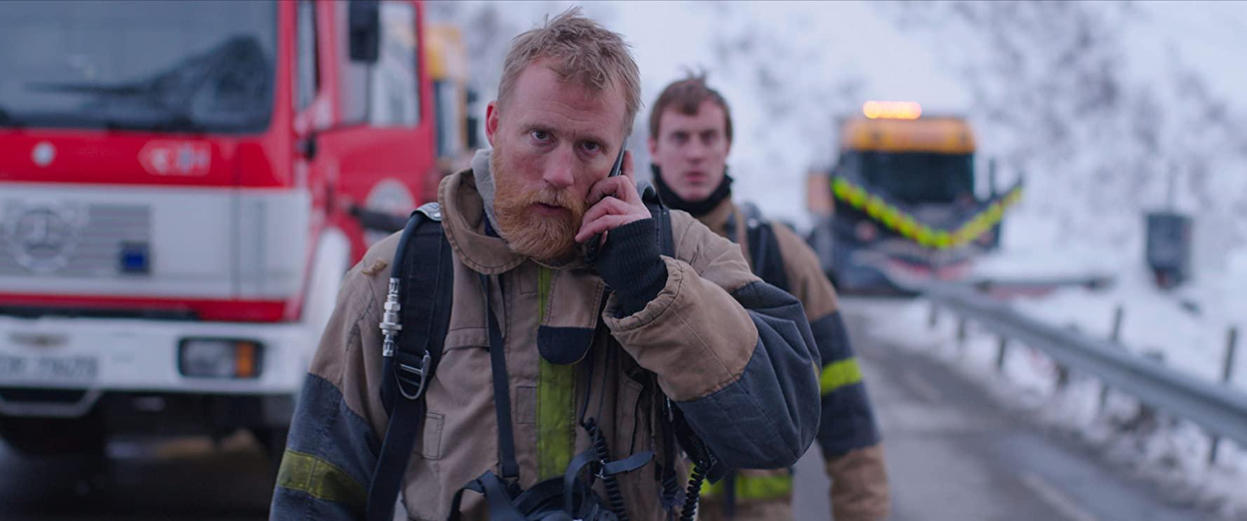 Cena do filme 'O Túnel', produção de ação do cinema nórdico