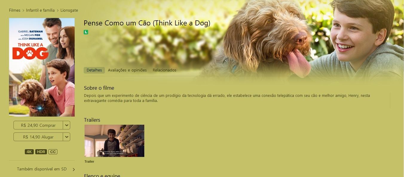 Think Like a Dog - iTunes