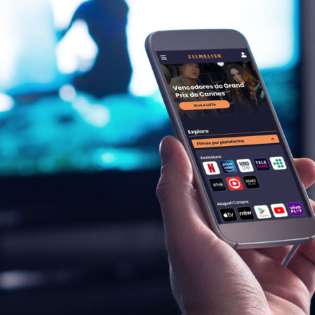 Como usar o Filmelier para encontrar filmes online?