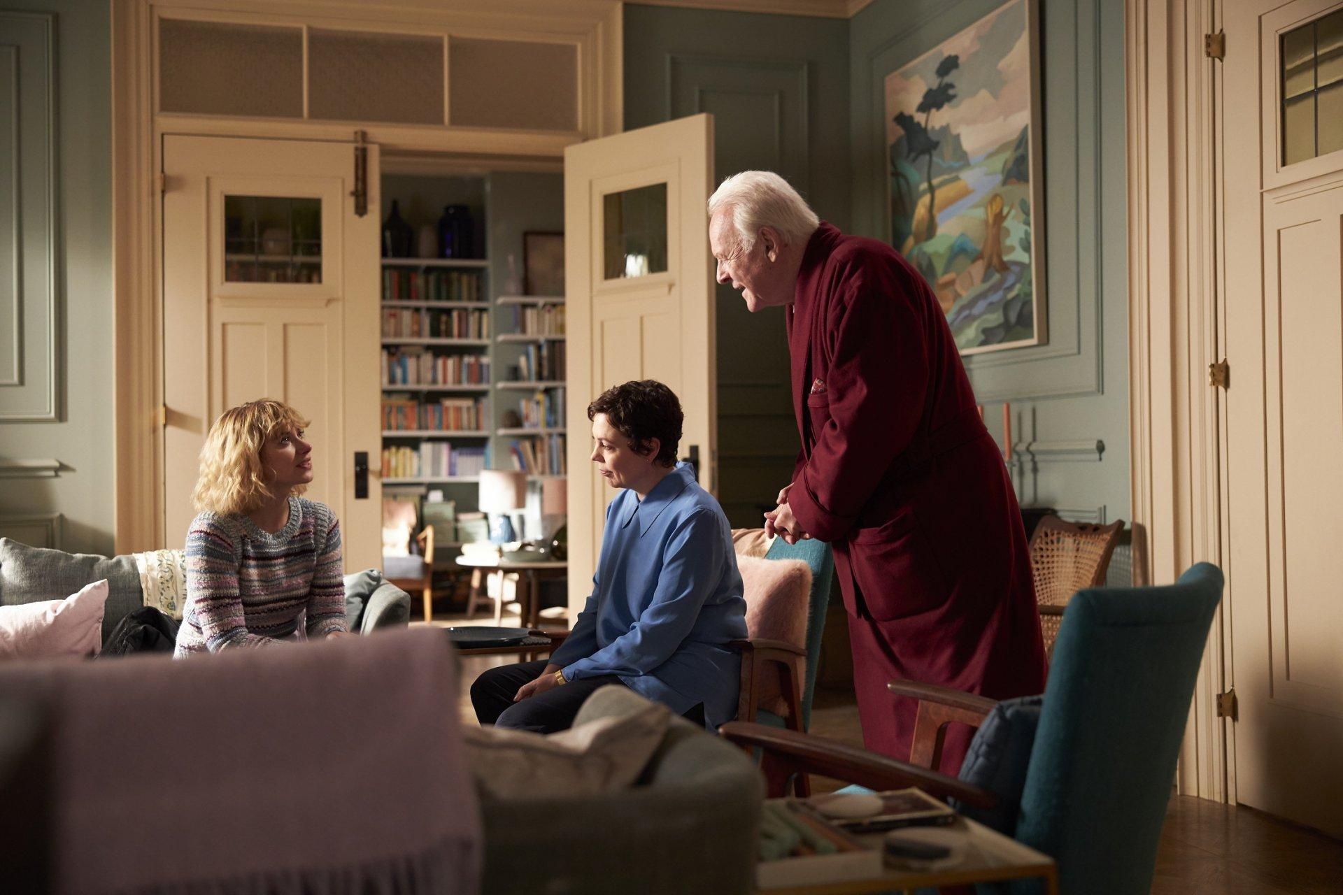 'Meu Pai' traz Anthony Hopkins e Olivia Colman no elenco (Foto: divulgação / Califórnia Filmes)