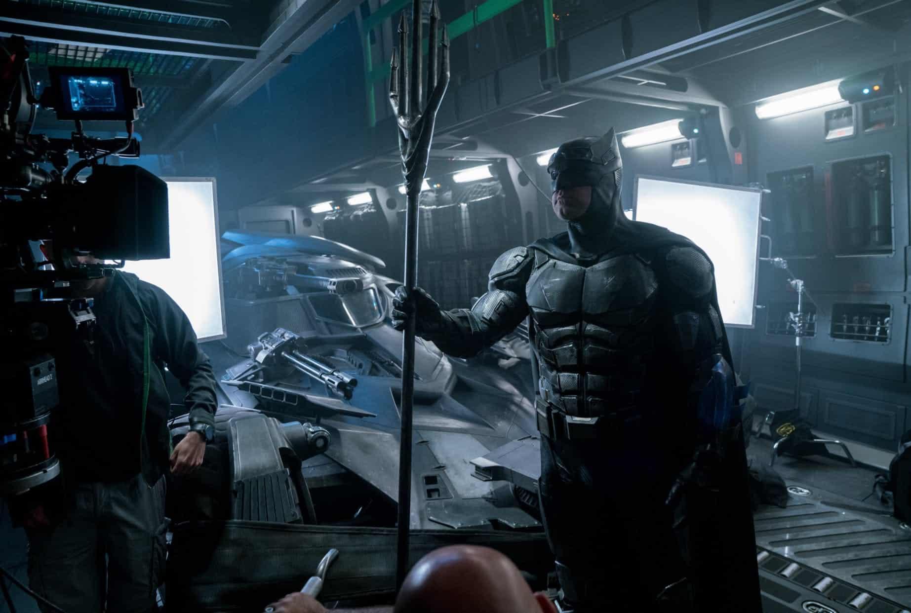 No Snyder Cut, o Batman deixa de lado a razão e se torna mais um homem de fé (Foto: divulgação / Warner Bros.)