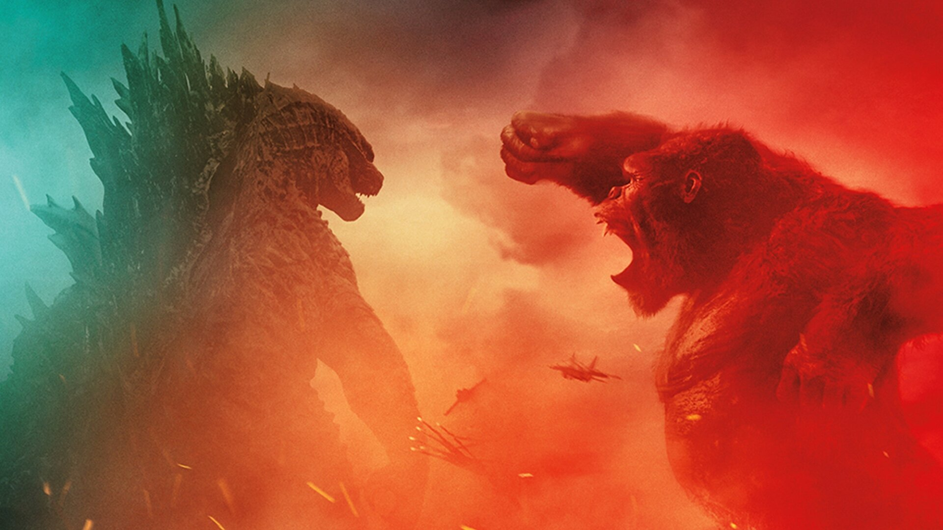 Godzilla vs. Kong vem detonando os números do cinema mundial no pós-início da pandemia (Imagem: divulgação / Warner Bros.)