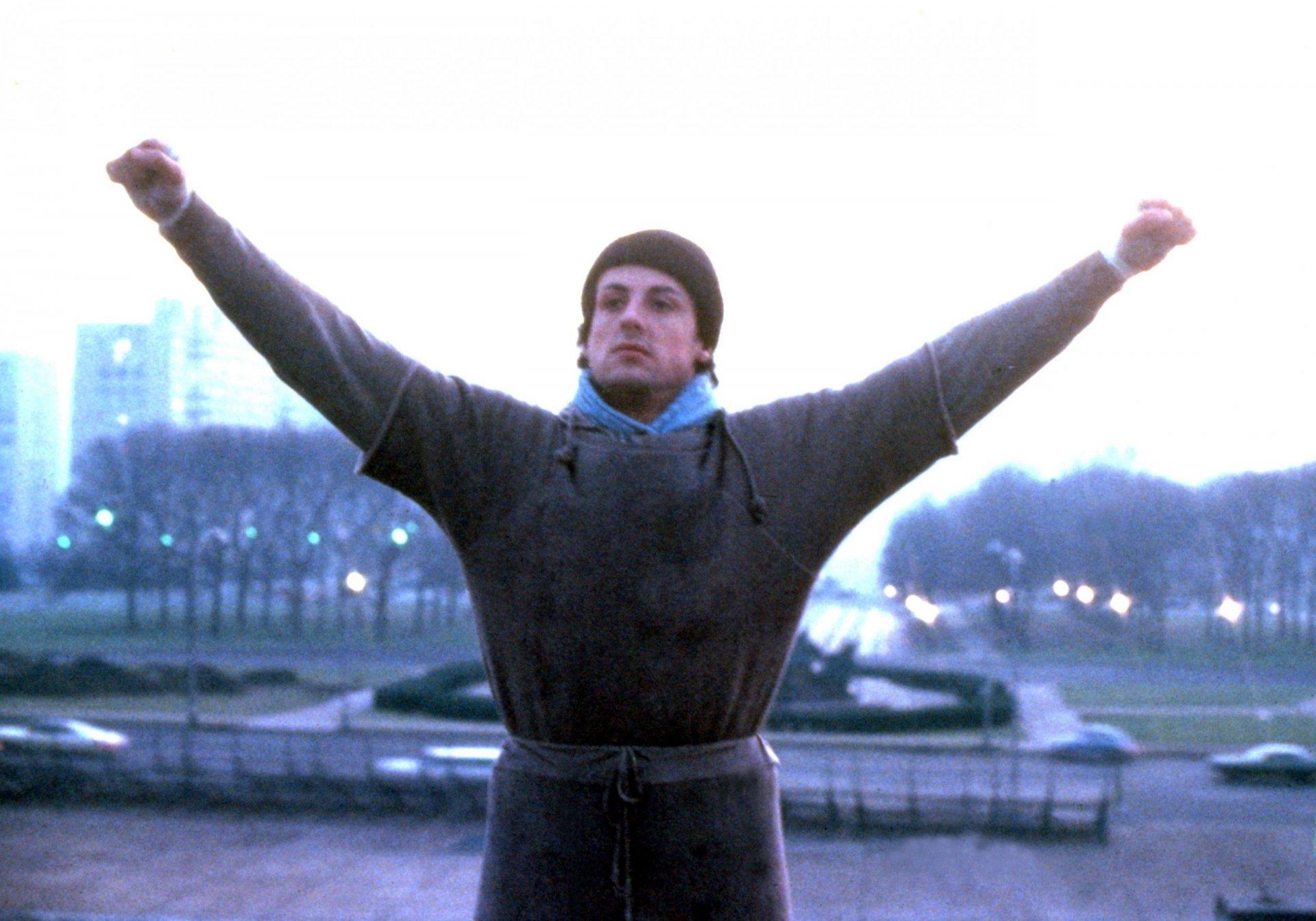 A biblioteca de propriedades da MGM inclui o personagem Rocky Balboa, imortalizado por Sylvester Stallone (Foto: divulgação / UA/MGM)