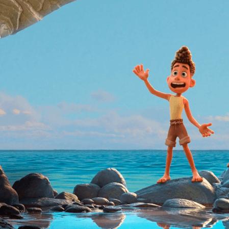 'Luca', nova animação do Disney+, é sobre aceitar nossas diferenças, diz diretor