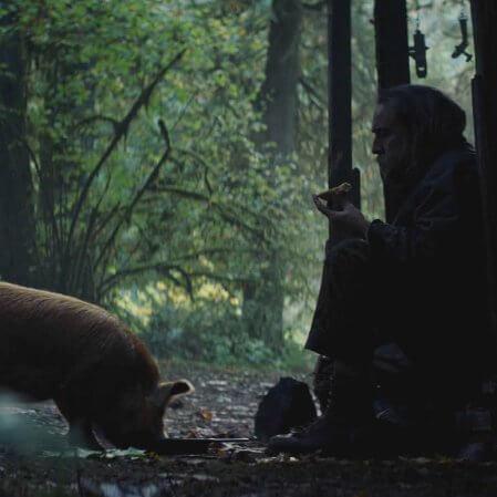 Nicolas Cage tenta resgatar porco de estimação em 'Pig'; veja trailer