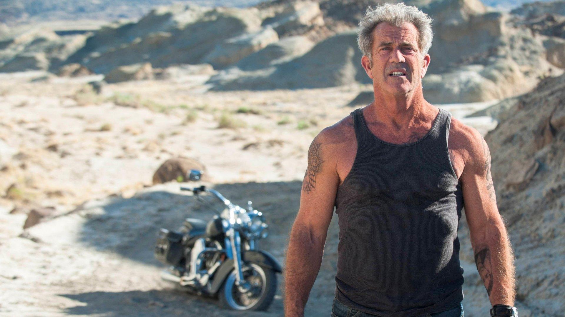 'Herança de Sangue', com Mel Gibson, é um dos destaques do Adrenalina Pura (Crédito: divulgação / Califórnia Filmes)