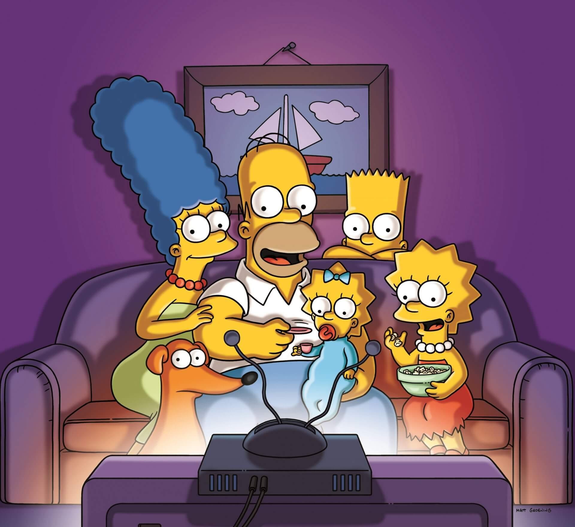 Se você é fã de 'Os Simpsons', vai ficar feliz em saber que todas as 32 temporadas da série estão no Star+ (Crédito: divulgação / Disney)