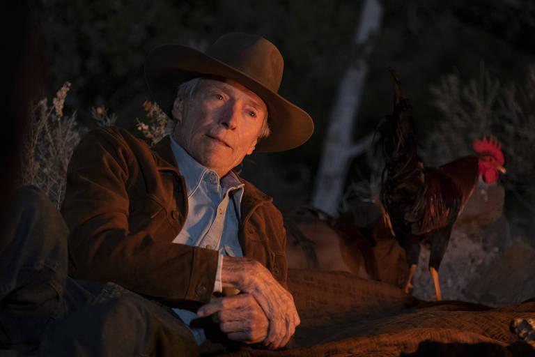 Cry Macho é estrelado, dirigido e produzido por Clint Eastwood (Crédito: Divulgação/Warner Bros. Pictures)
