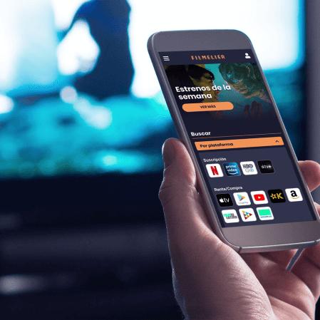 ¿Cómo usar Filmelier para encontrar películas online?
