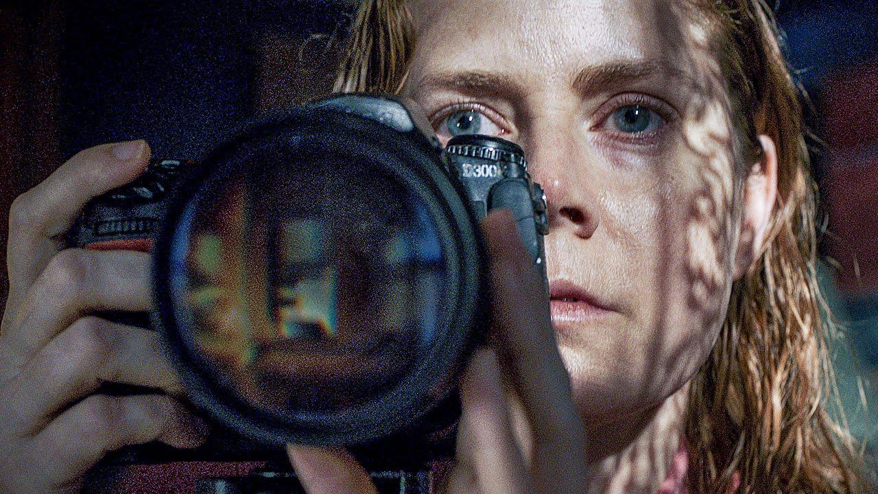 Amy Adams en 'La mujer en la ventana'