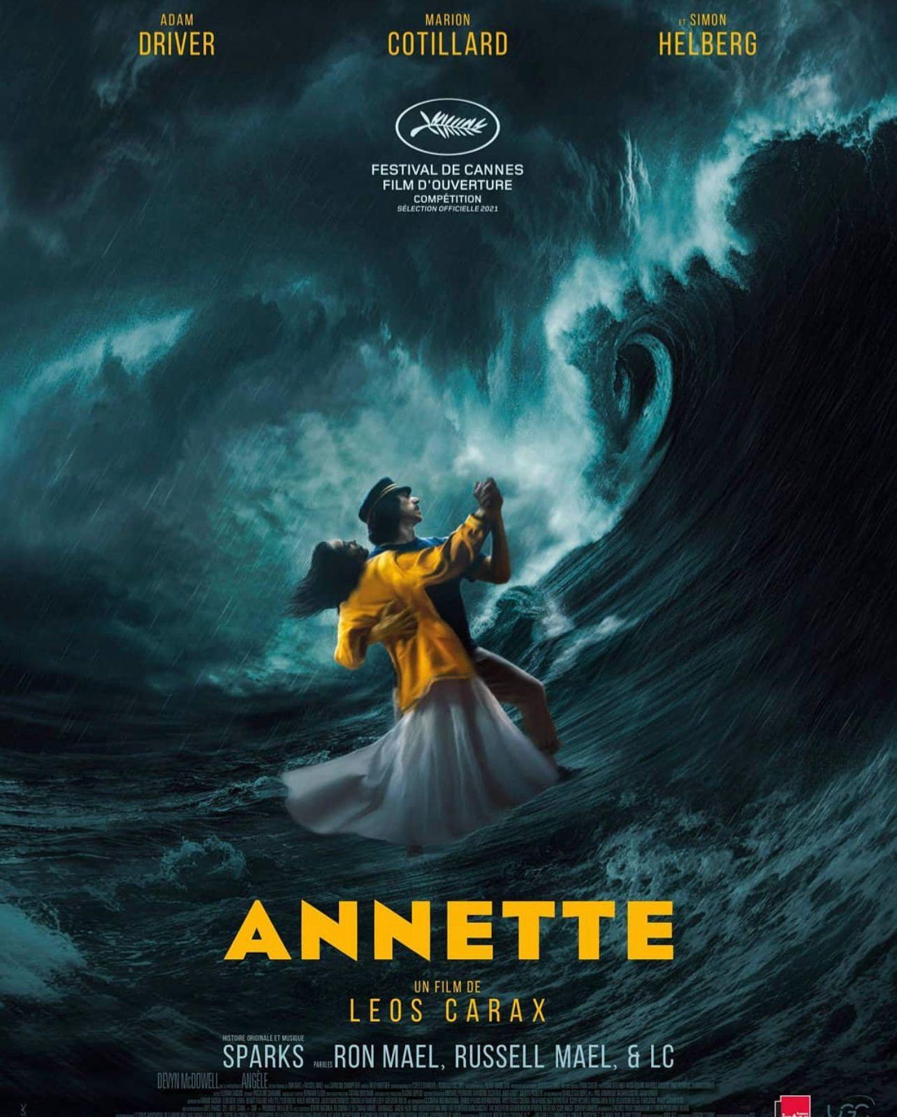 Annette, de Léos Carax, en Cannes 2021