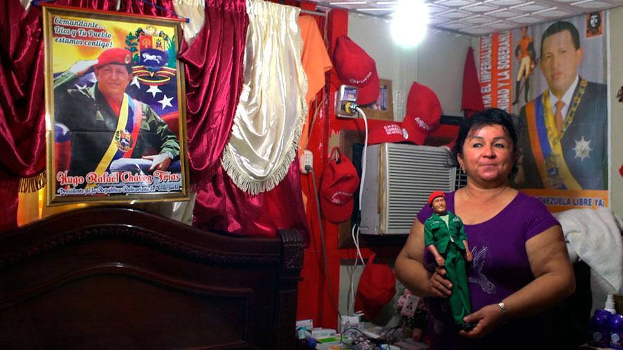 Tamara Villamil en 'Érase una vez en Venezuela'.