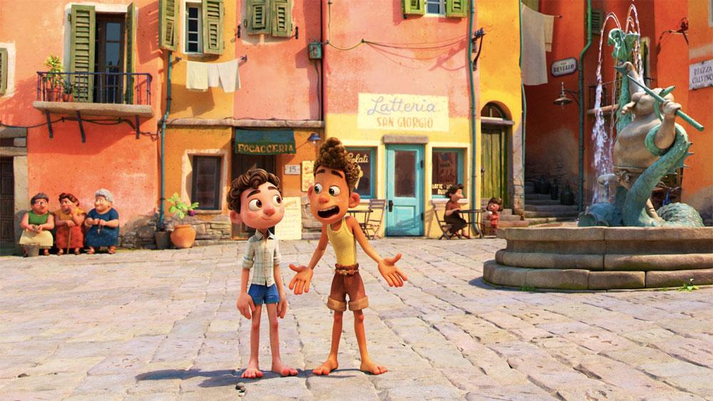 Luca, de Pixar