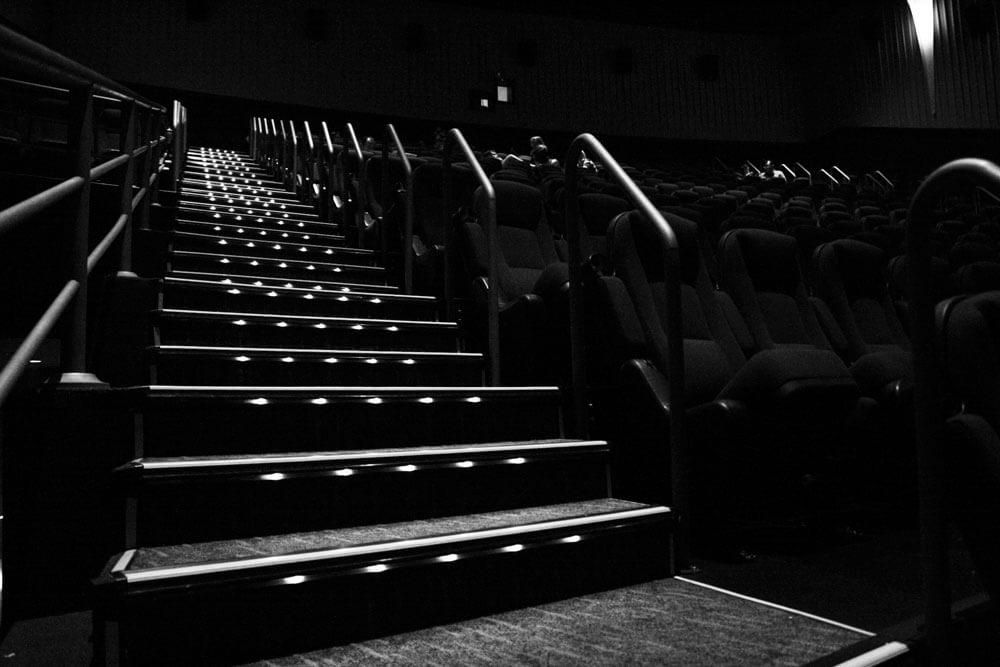 Sala de cine Cinemex