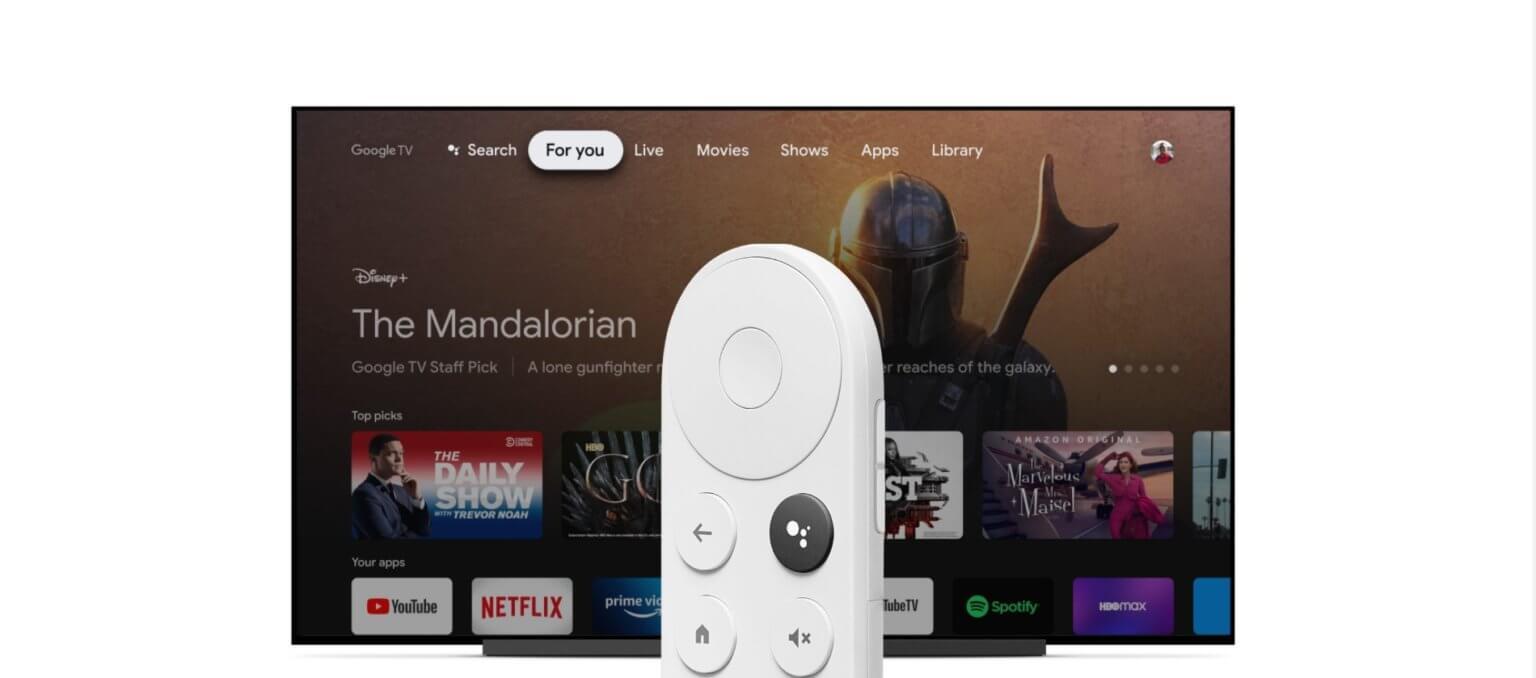 El nuevo Chromecast, de Google